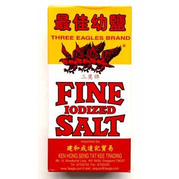 Three Eagles Brand Fine Iodize Salt 500g