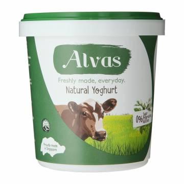 Alvas Yoghurt 1L