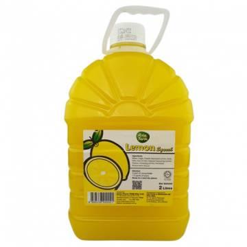 Asia Farm Lemon Squash Syrup