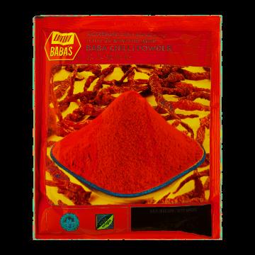 Babas Chilli Powder 125g