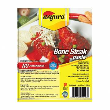 Asyura Bone Steak Paste