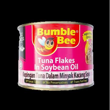 Bumble Bee Tuna Flakes in Soybean Oil