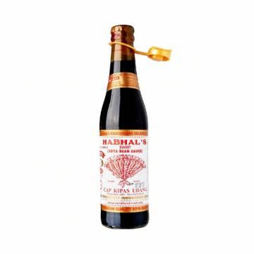 Habhal's Kicap Manis (Sweet Soy Bean Sauce) 345ml
