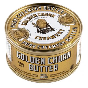 Golden Churn Butter 340g