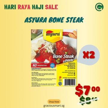 Asyura Bone Steak x2