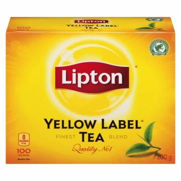 Lipton Yellow Label Teabags