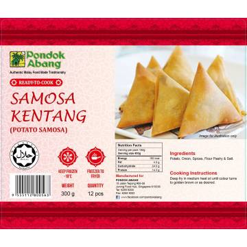 Samosa Kentang