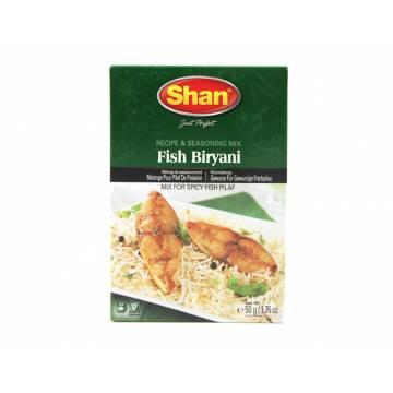 Shan Fish Briyani