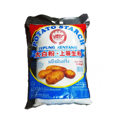 Three Eagles Brand Tepung Kentang (Potato Starch) 5kg