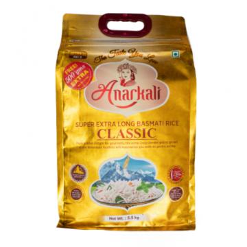 Anarkali Super Extra Long Basmati Rice Classic