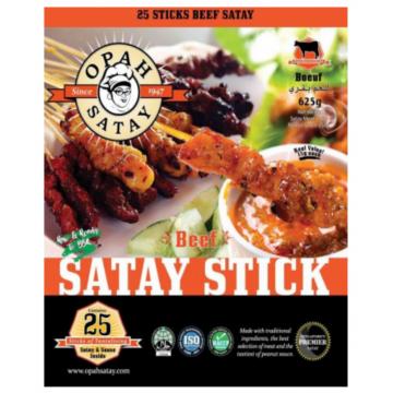 OPAH Satay Stick Daging Lembu