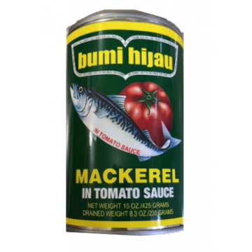Bumi Hijau Mackerel