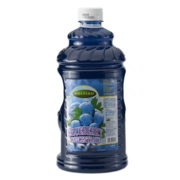 Asia Farm Blueberry Syrup