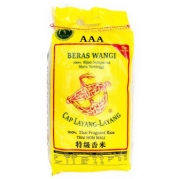 Cap Layang-Layang Thai Fragrant Rice 25kg