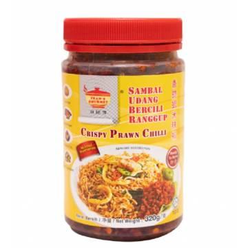 Tean's Gourmet Sambal Udang Bercili Ranggup