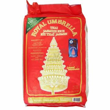 Royal Umbrella Thai Hom Mali Rice 10kg
