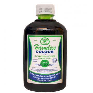 Jui Long Harmless Color Liquid Green