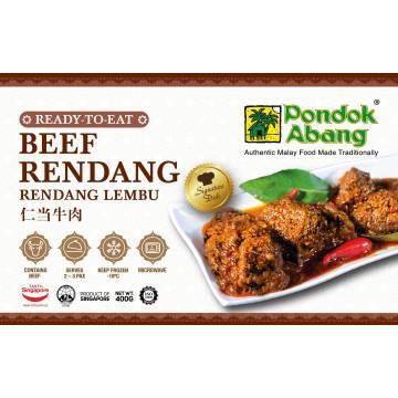 Beef Rendang (Rendang Lembu)