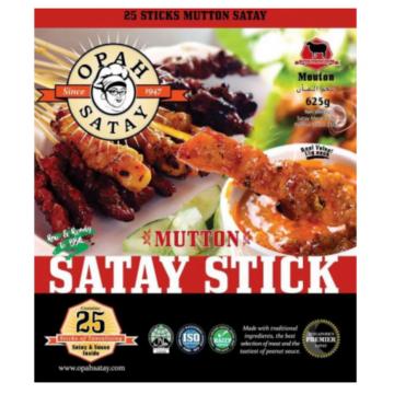OPAH Satay Stick Daging Kambing