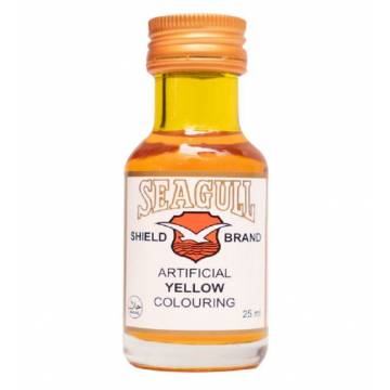 Seagull Shield Brand Artificial Yellow Coloring
