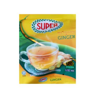 Super Teh Halia (Ginger Tea)