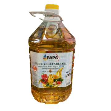 PAPA Pure Vegetable Oil