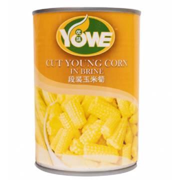 Yowe Cut Young Corn