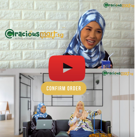 GraciousMart: Where your Halal shopping starts!