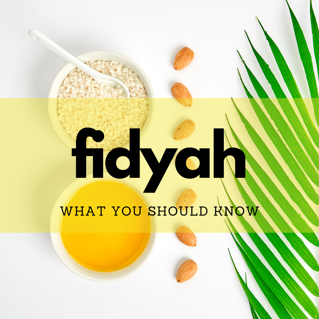 What is Fidyah?